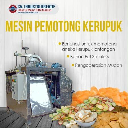Banner Mesin Kerupuk