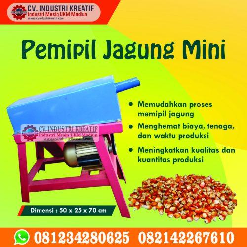 pemipil jagung mini